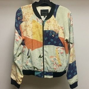 •traded• sanctuary bomber jacket